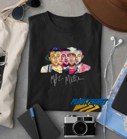The Evolution Of Mac Miller t shirt
