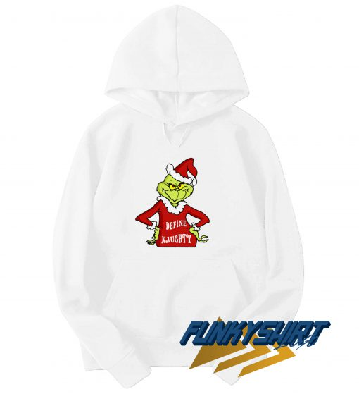 The Grinch Naughty Grinch Hoodie