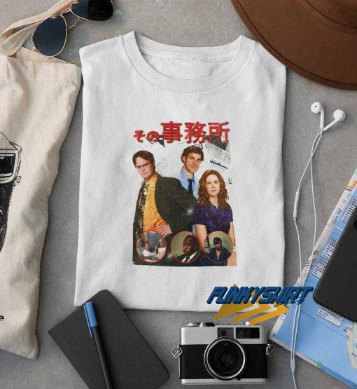 The Office Japanese t shirt