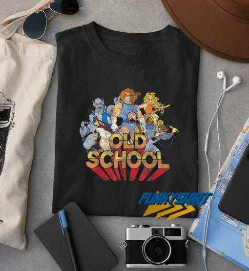 Thundercats Old School t shirt