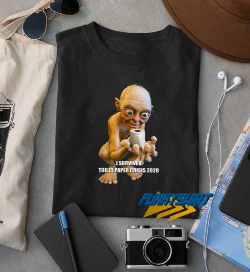 Toilet Paper Crisis 2020 t shirt