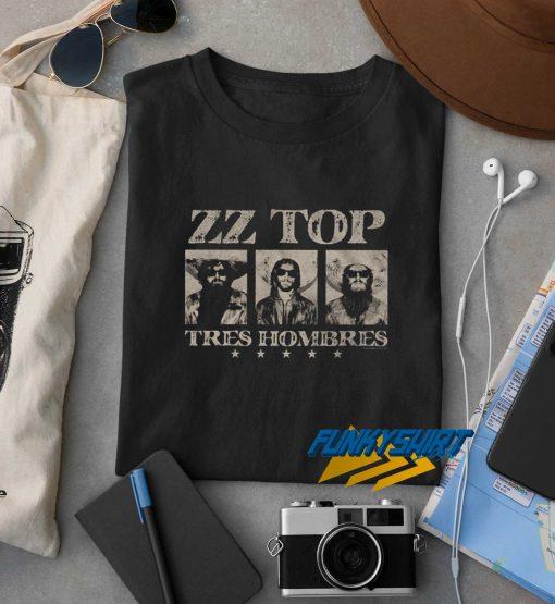 Tres Hombres ZZ t shirt