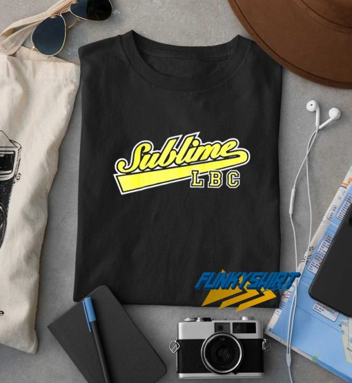 Upcycled Sublime t shirt