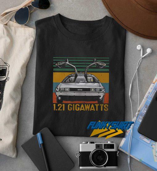 Vintage One Point 21 Gigawatts t shirt