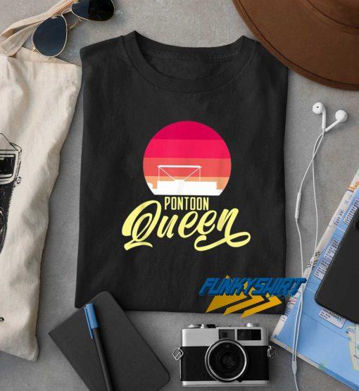 Vintage Pontoon Queen t shirt