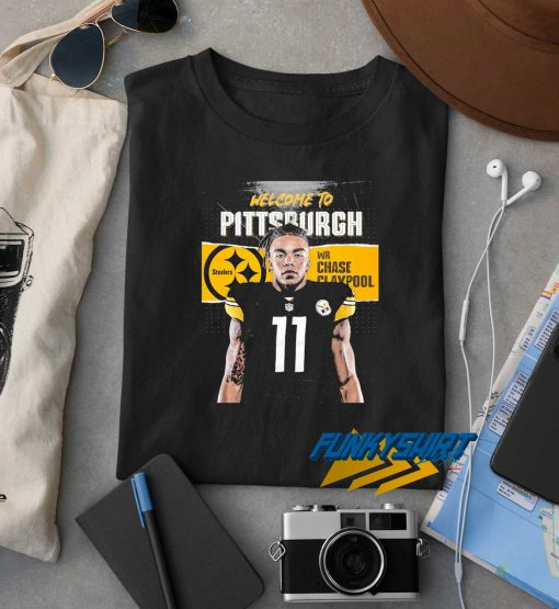 Welcome To Pittsburgh t shirt