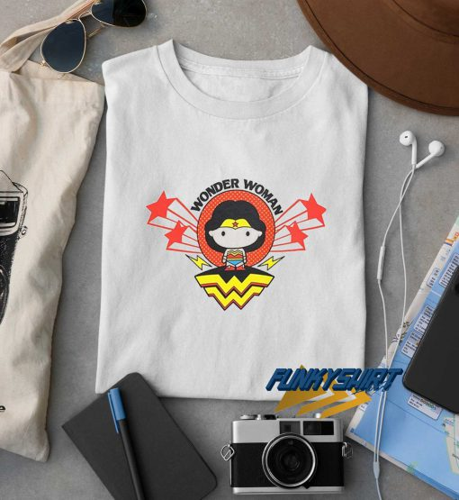 Wonder Woman Chibi t shirt