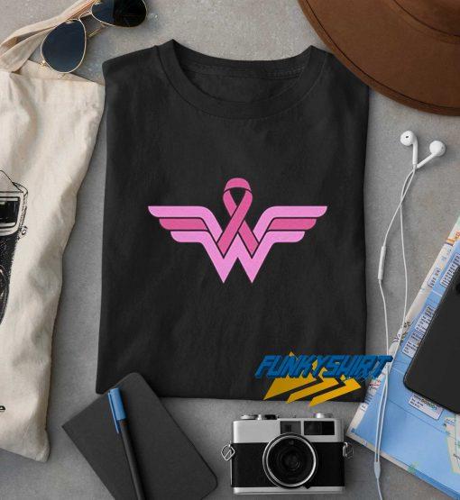 Wonder Woman Fight Cancer t shirt