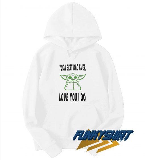 Yoda Love You I Do Hoodie