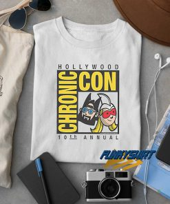 10th Annual Chronic Con t shirt