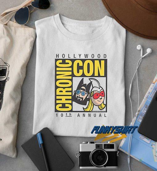 10th Annual Chronic Con t shirt