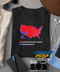 America Dumbfuckistan t shirt