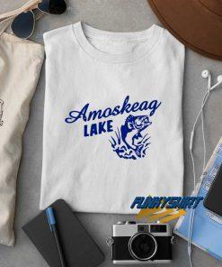 Amoskeag Lake t shirt