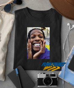 Asap Rocky Photos t shirt