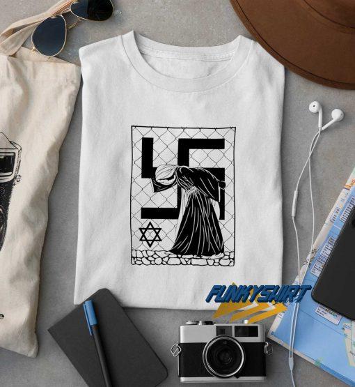 Auschwitz Graphic t shirt