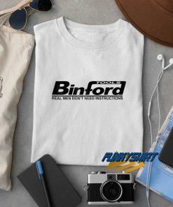 Binford Tools t shirt