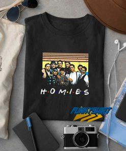 Blood Homies Friends t shirt
