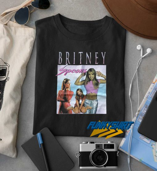 Britney Spears Poster t shirt