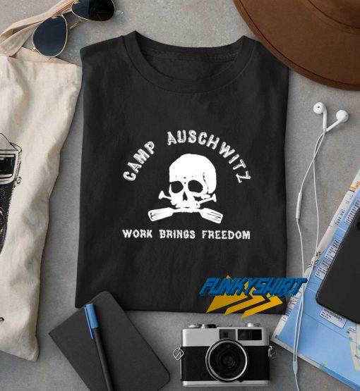 Camp Auschwitz t shirt