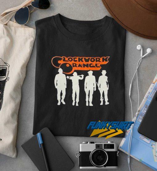 Clockwork Orange Movie t shirt