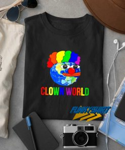 Clown World Colour t shirt