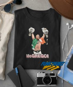 Conor Mcgregor King t shirt
