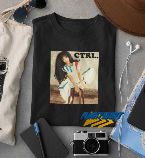 Ctrl Sza Graphic t shirt