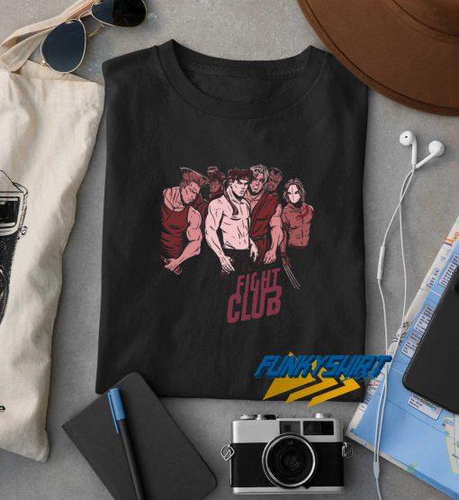 Fight Club Parody t shirt