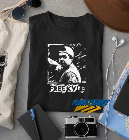 Free Kyle Rittenhouse Art t shirt