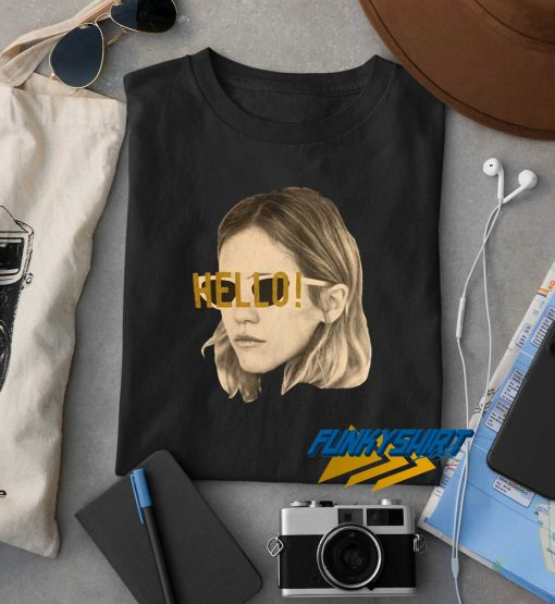 Hello Graphic t shirt