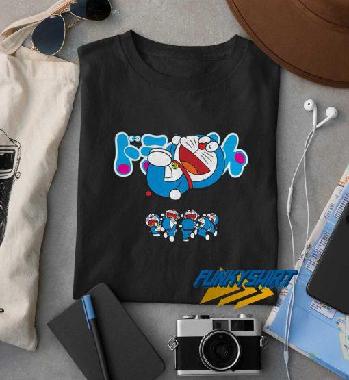 Japanese Doraemon t shirt