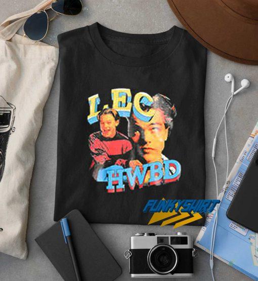 Leonardo DiCaprio LEC HWBD t shirt