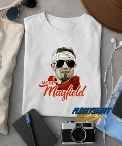 Money Baker Mayfield t shirt
