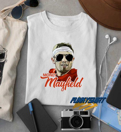 Money Baker Mayfield t shirt