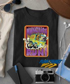 Munchies Run Scooby Doo t shirt