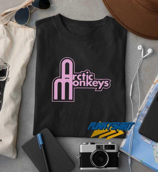 Official Arctic Monkeys t shirt