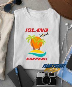 Official Island Hoppers t shirt