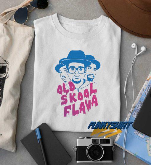 Old Skool Flava t shirt