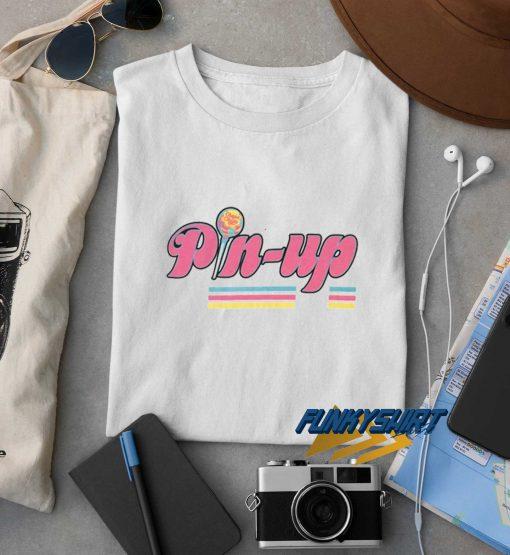 Pin Up Chupa Chups t shirt