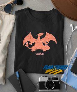 Pokemon Charizard t shirt