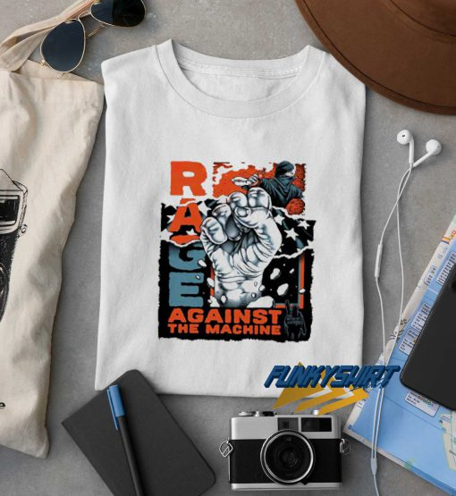 Rage Against The Machinen New t shirt