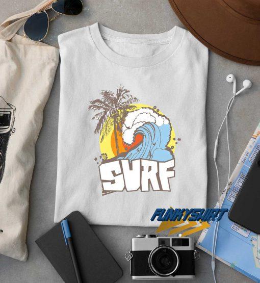 SURF Graphic t shirt