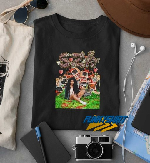 SZA Photo Graphic t shirt