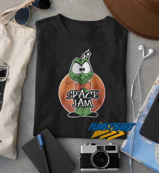 Space Jam Frog Graphic t shirt