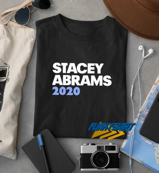 Stacey Abrams 2020 t shirt