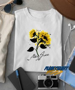 Stay Free Flowers t shirt
