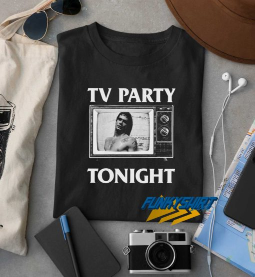 TV Party Tonight t shirt