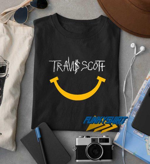 Travis Scott Happy Meal t shirt