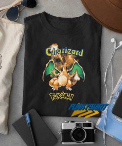 Vintage Pokemon Charizard t shirt