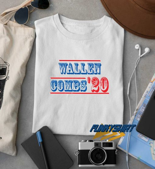 Wallen Combs 2020 t shirt